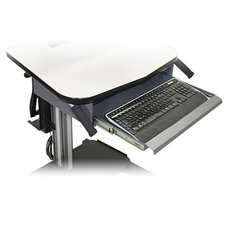 Slide Out Keyboard Tray