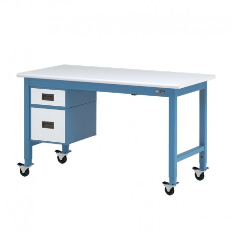 Sensational Iac Rolling Steel Workbench W 6 12 Drawers 30 36 X 48 96 Equipmax Gmtry Best Dining Table And Chair Ideas Images Gmtryco