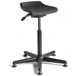 Bevco Ergo Deluxe Standing Stool - Sit Stand Stool