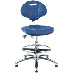 Bevco Everlast Cleanroom Chair - ISO 4 Certified Comfort