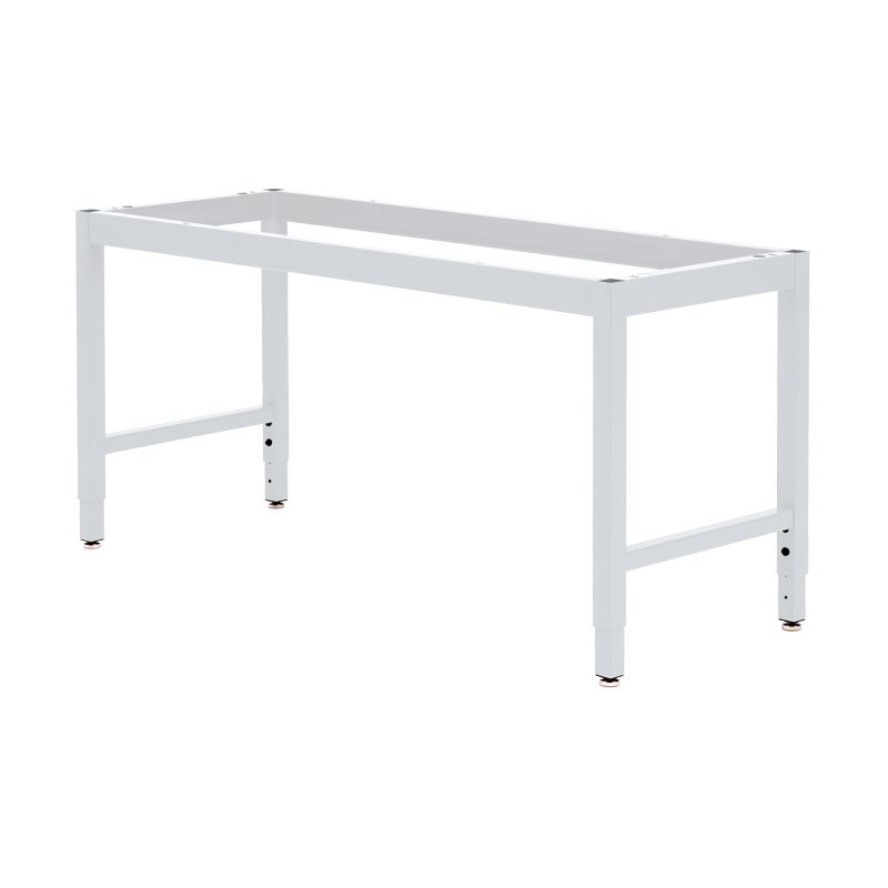 LAB TABLE FRAME - ADJUSTABLE or FIXED 30-36\