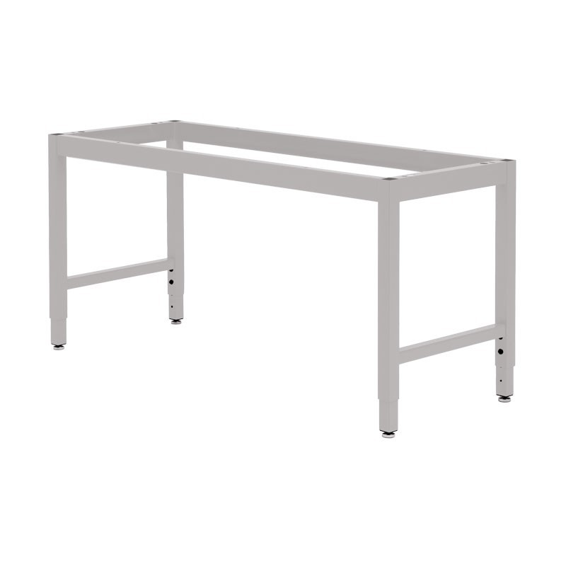 Lab Table Frame Adjule Or Fixed 30 36 H X 24