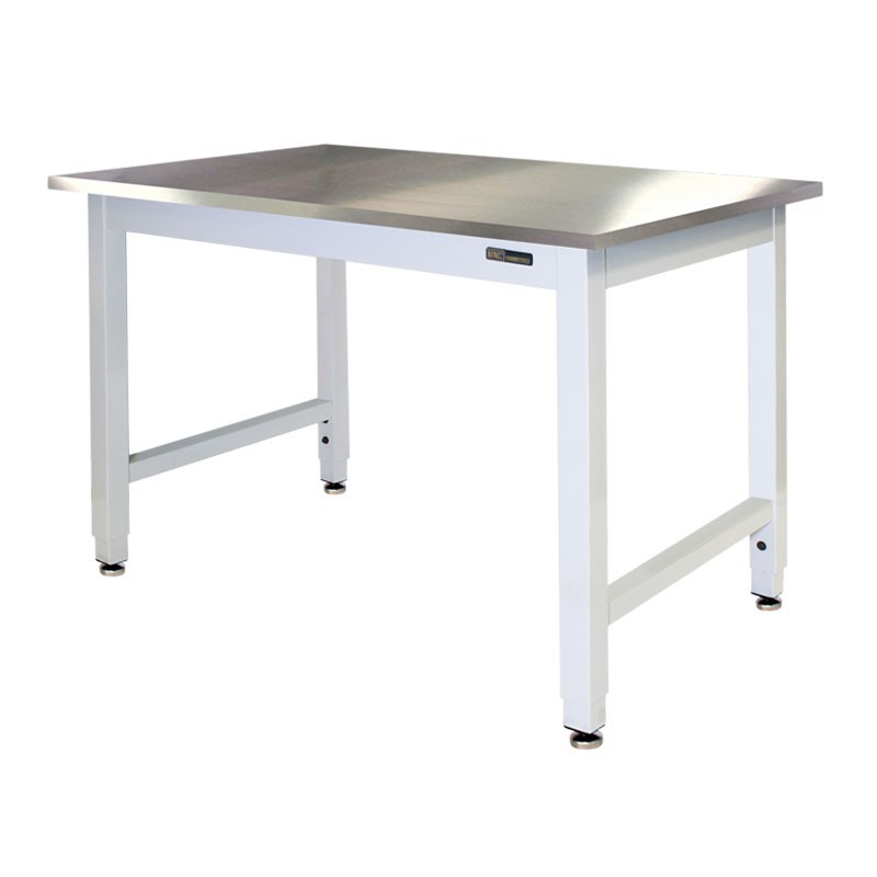 Lovely IAC Lab Table / Bench   Stainless Steel Top ...