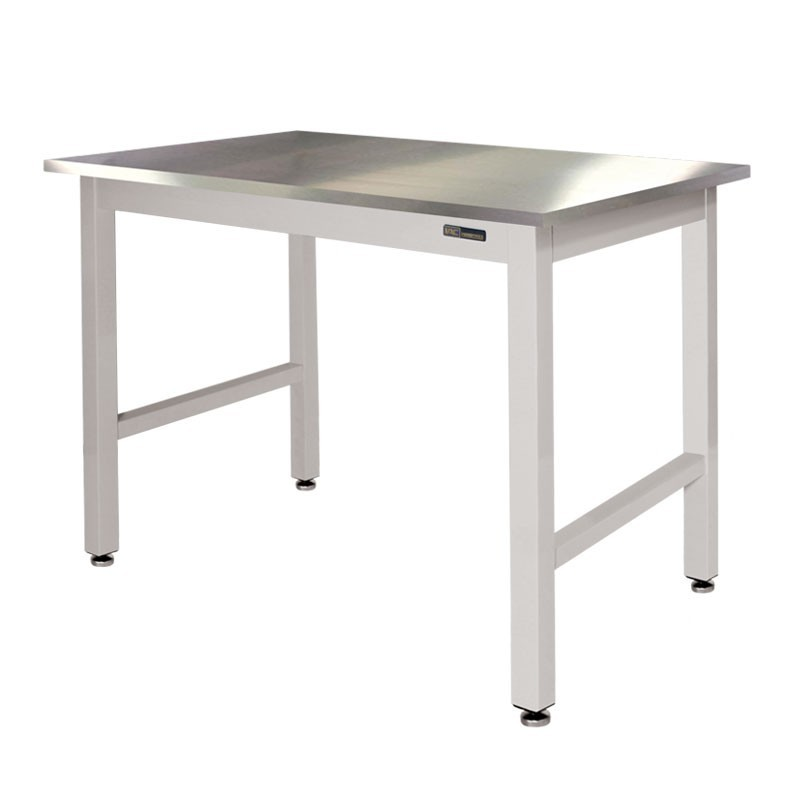 Iac Lab Table Bench Stainless Steel Top Equipmax