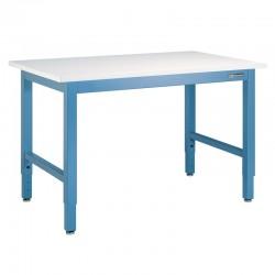 IAC Industrial Workbench / Work Table - Heavy Duty Steel - Workmaster™