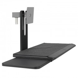 Keyboard and Mouse Holder - For Display Swing Arm