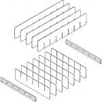 """6""""H Divider Sets"""